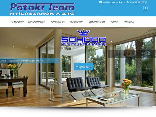 www.szentesablak.hu – nyílászáró szaküzlet
